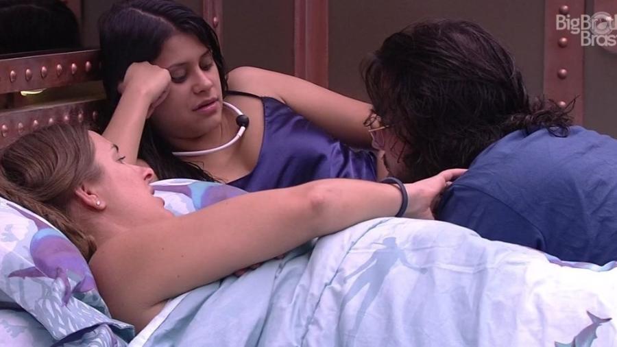 Ana Paula e Patrícia falam sobre Mara - Reprodução/Globoplay