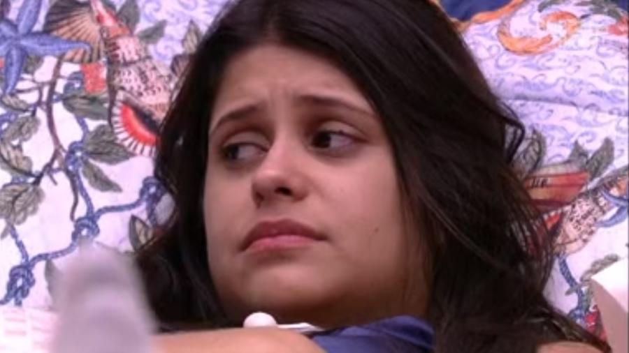 Ana Paula comenta indicação ao paredão - Reprodução/Tv Globo