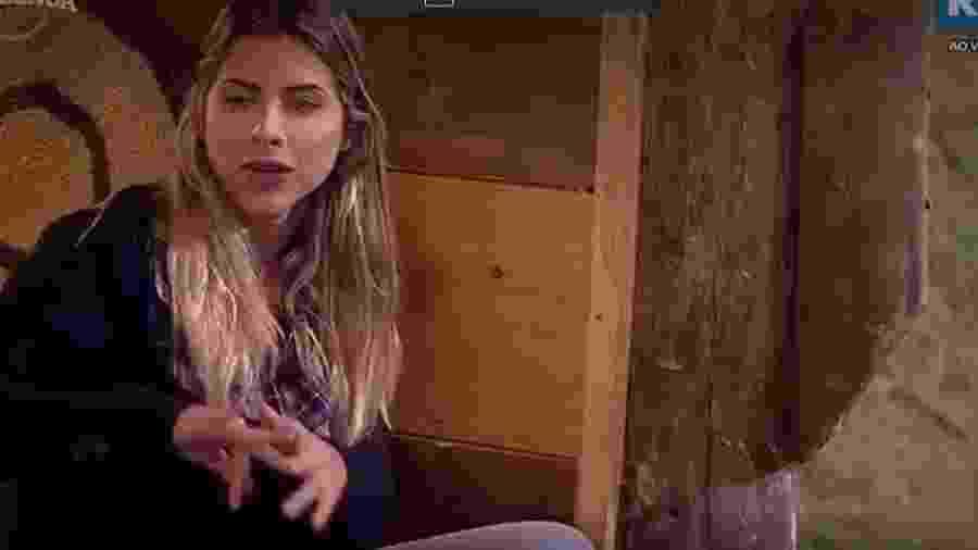 Ana Paula Minerato revela que já recebeu nudes de jogadores de futebol - Reprodução/R7