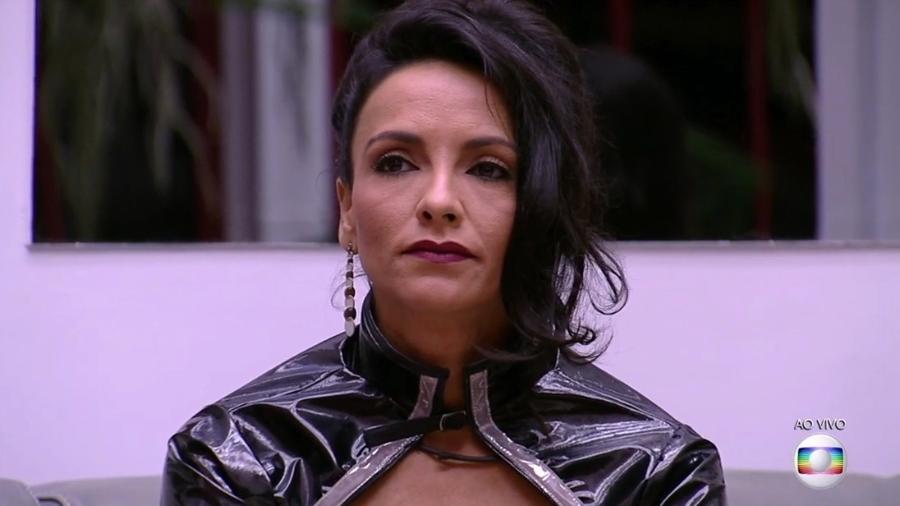 Marinalva: a mais implicante segundo Vivian - Reprodução/TV Globo