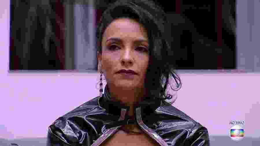 Marinalva: indicada ao paredão por Emilly - Reprodução/TV Globo