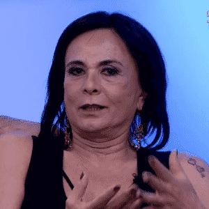 "6.abr.2016 - Harumi se declara: ""Sou apaixonada pelo Ronan"" - Reprodução/ TV Globo"