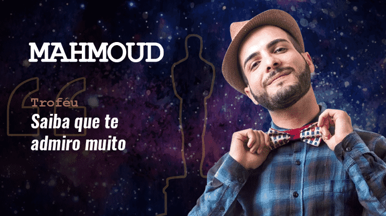 Mahmoud - Arte/ UOL  - Arte/ UOL