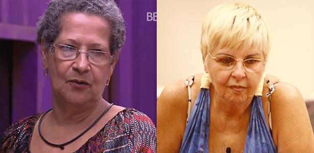31.mar.2016 - Geralda e Naná, do