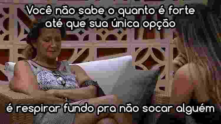 Diva paredao elis 4 - Reprodução/Globo e Arte/Diva Depressão - Reprodução/Globo e Arte/Diva Depressão