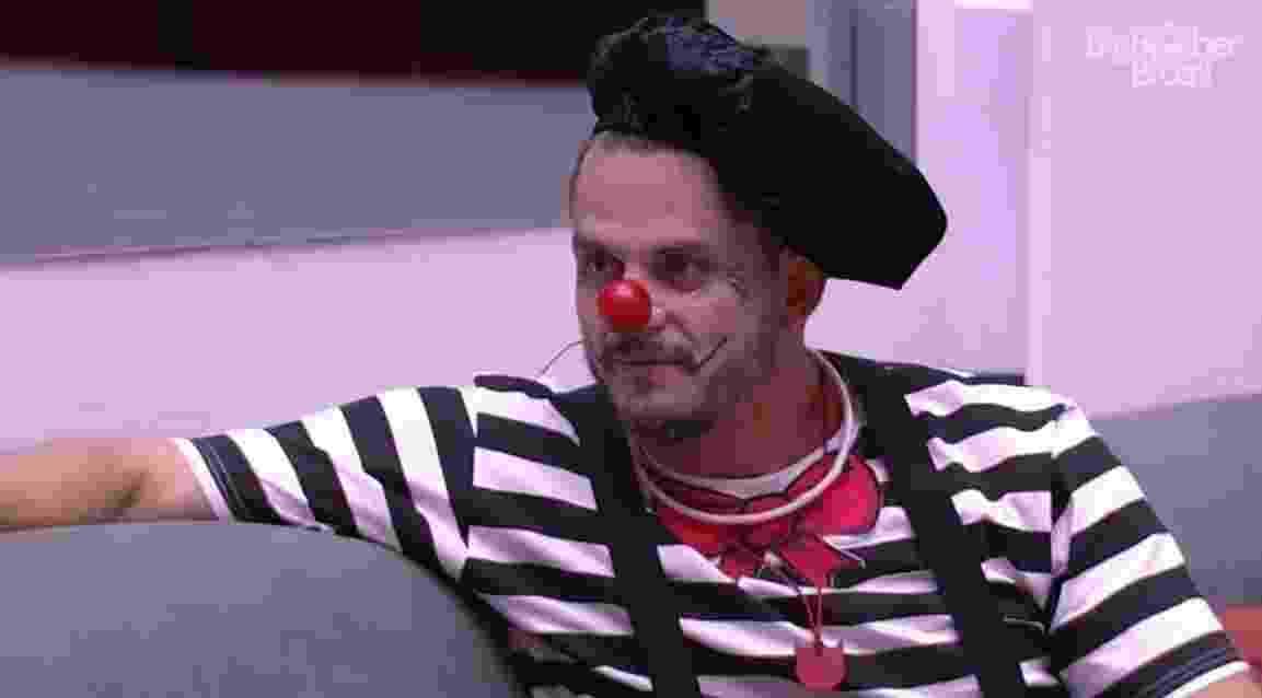 Marcos diz que Ieda quer separá-lo de Emilly - Reprodução/TV Globo