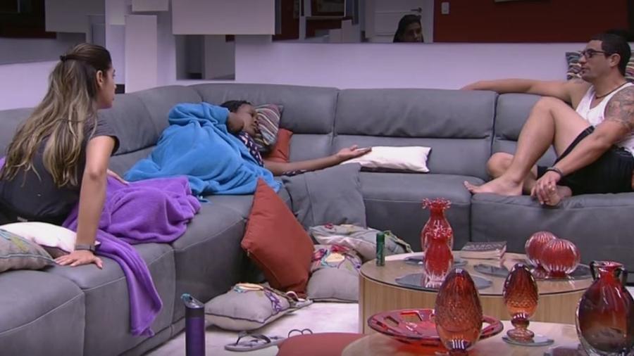 Daniel reflete sobre o que Leifert disse na eliminação de Elis - Reprodução/TV Globo