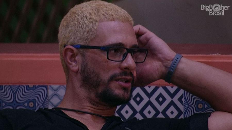 """Daniel acha que estará no próximo paredão do """"BB17"""" - Reprodução/TV Globo"""