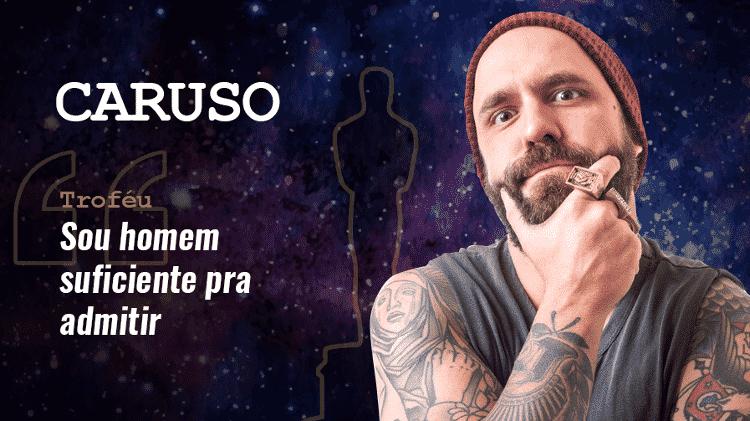 Caruso - Arte/ UOL  - Arte/ UOL