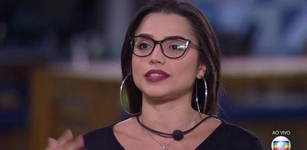 Paula justifica seu voto na família Lima no último paredão