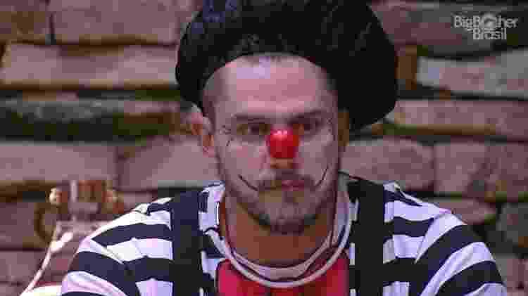 Marcos BBB17 - Reprodução/TV Globo - Reprodução/TV Globo