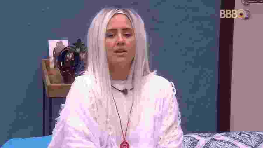 Patrícia elogia Paula - Reprodução/Globoplay