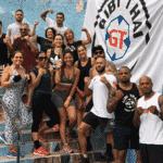 """Caruso, participante do """"BBB18"""", prática artes marciais - Reprodução/Instagram"""