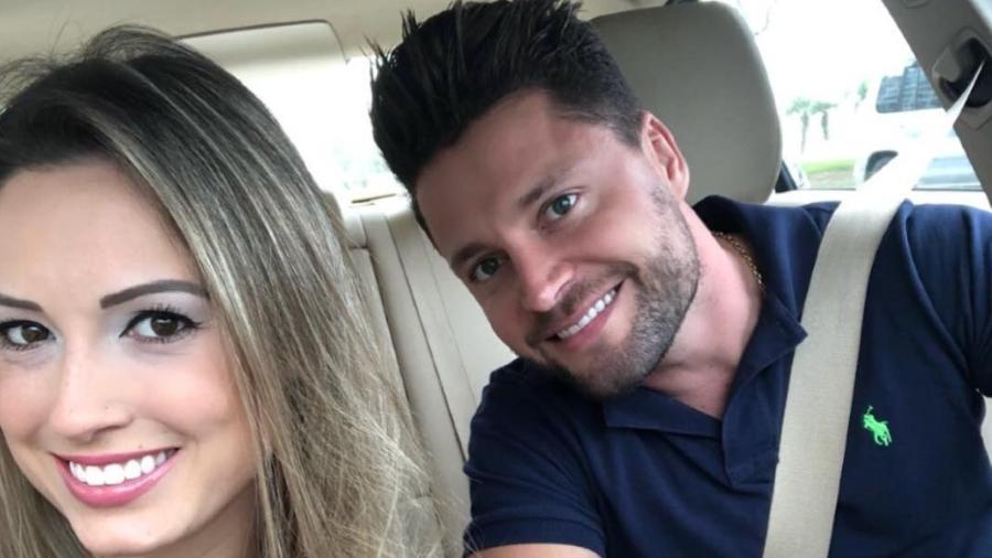 Jéssica e o namorado, Rodrigo Medeiros - Reprodução/Instagram