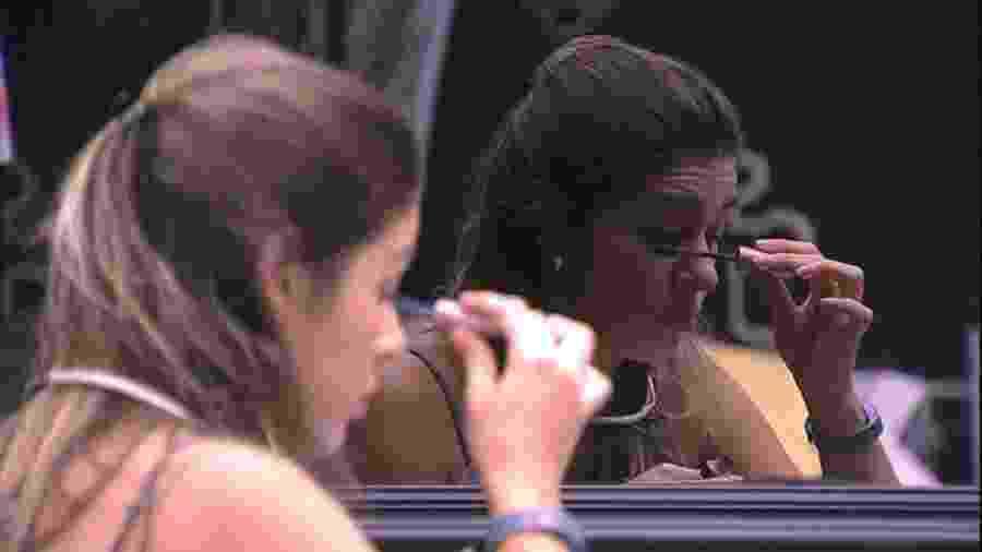 Vivian não quer saber de desculpa para castigo do monstro - Reprodução/TVGlobo