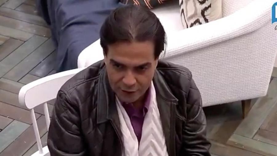 Após brigar com Ana Paula Minerato, Fábio Arruda diz estar feliz com reconciliamento com a peoa - Reprodução/R7