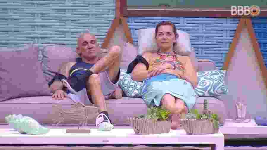 Ayrton e Eva falam sobre a filha Ana Clara - Reprodução/Globoplay