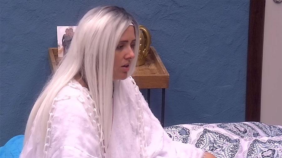 Patrícia comenta briga entre Wagner e Viegas - Reprodução/GloboPlay