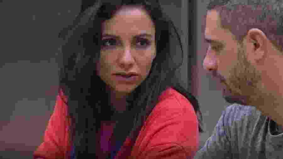 Marinalva e Daniel condenam atitudes de Marcos - Reprodução/TVGlobo