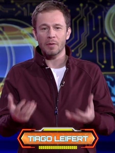 """Tiago Leifert é o host de """"Big Brother Brasil"""", sucedendo Pedro Bial - Reprodução/Globoplay"""