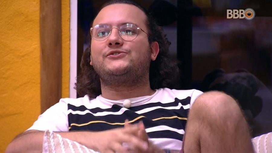 Diego fala sobre jogo da discórdia - Reprodução/Globoplay