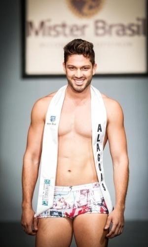"""O comerciante Luiz Felipe Bari, participante do """"BBB17"""""""