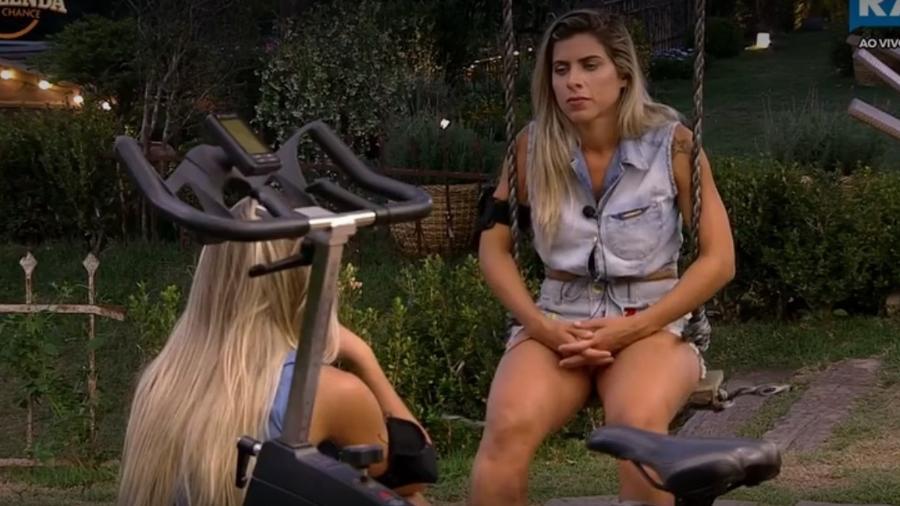 Ana Paula Minerato e Monick falam sobre Marcelo - Reprodução/R7