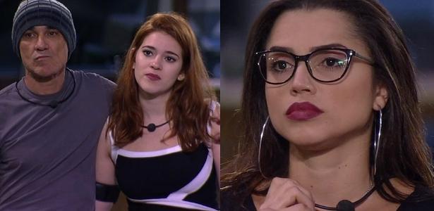 """Família Lima e Paula formam o último paredão do """"BBB18"""""""