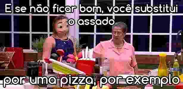 Diva profissões Geralda - Reprodução/TV Globo e Montagem/Diva Depressão - Reprodução/TV Globo e Montagem/Diva Depressão