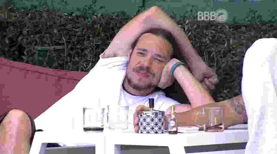 21.jan.16 - Tamiel diz que ficou em coma - Reprodução/ TV Globo