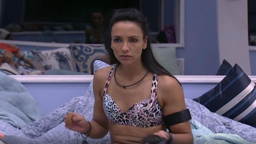Marinalva fala sobre deficiência  - Reprodução/TV Globo