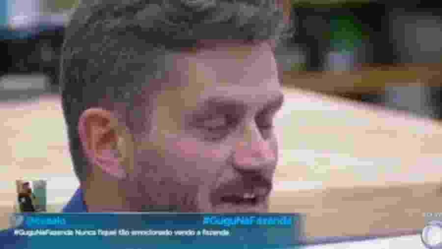 Marcos critica Matheus em atividade ao vivo - Reprodução/R7