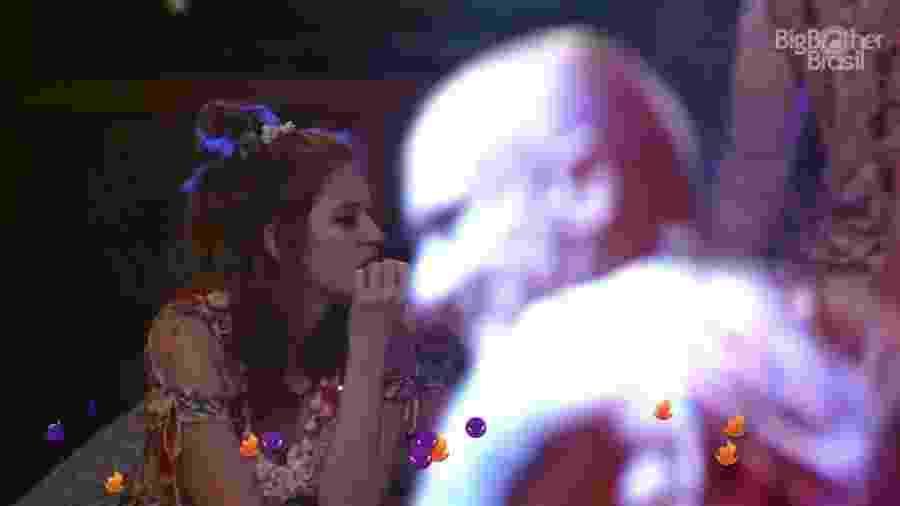 Ana Clara acredita que o pai está impedindo que ela fique com Breno - Reprodução/GloboPlay