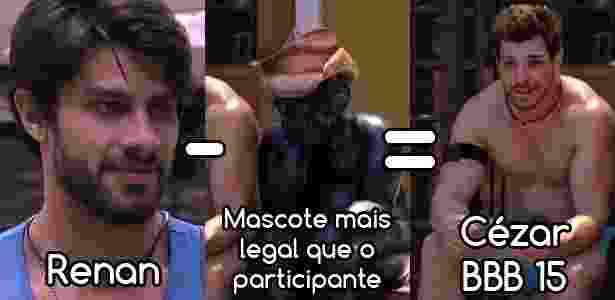 Diva campeões renan - Reprodução/TV Globo e Montagem/Diva Depressão - Reprodução/TV Globo e Montagem/Diva Depressão