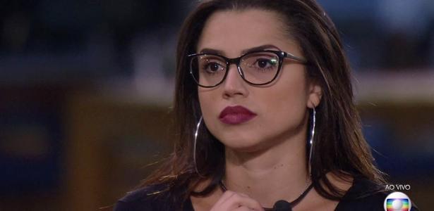 Paula justifica seu voto na família Lima
