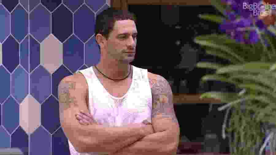 Daniel conta que já foi confundido com namorado da filha - Reprodução/TV Globo