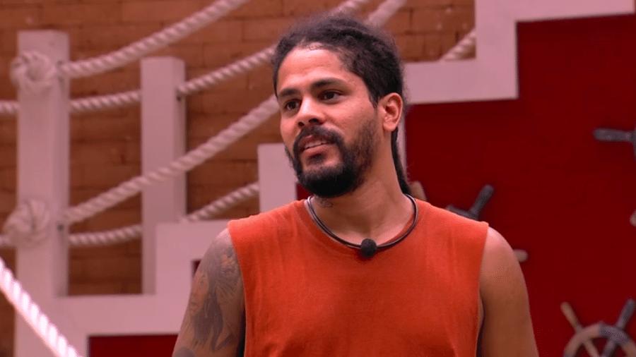 Viegas lamenta eliminação de Diego - Reprodução/GloboPlay
