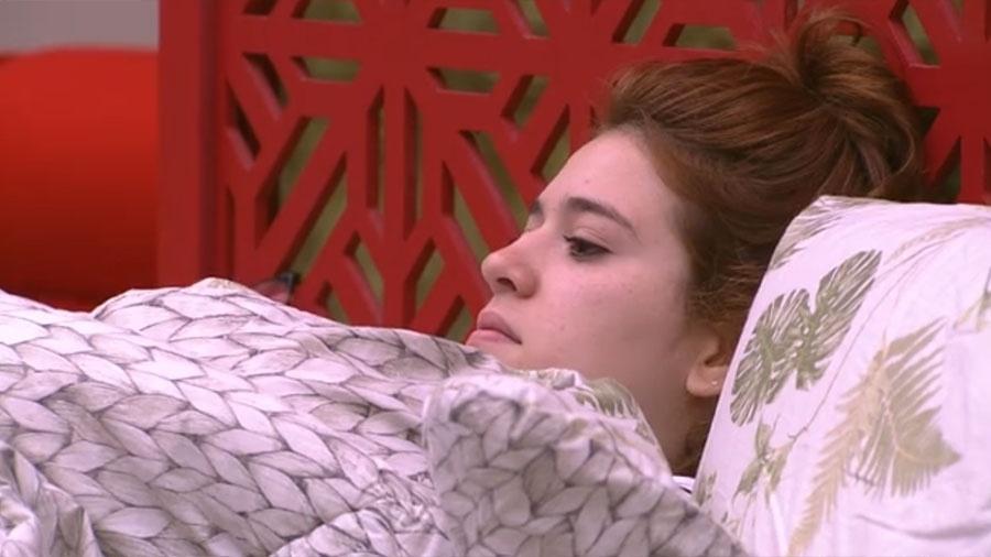 Ana Clara conversa com Mahmoud sobre o almoço do anjo - Reprodução/GloboPlay