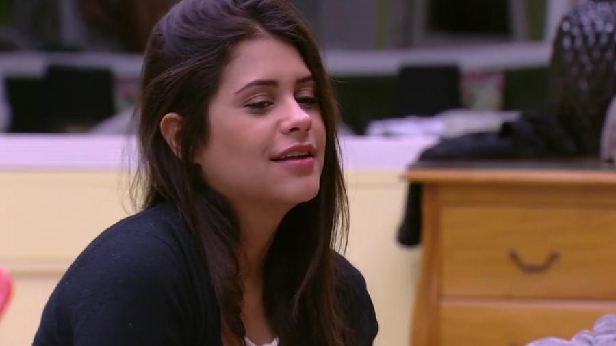 Ana Paula afirma que não aguentaria massagem de Kaysar - Reprodução/Globoplay