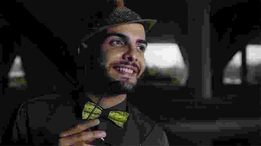 """Mahmoud, sexto eliminado do """"BBB18"""" - Reprodução/GloboPlay"""