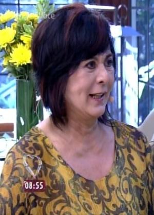 """No programa """"Mais Você"""", Harumi disse que, para ela, Ronan não é o vilão da atual edição do """"BBB"""" - Reprodução/TV Globo"""
