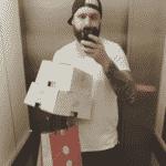 """Caruso, participante do """"BBB18"""" - Reprodução/Instagram"""