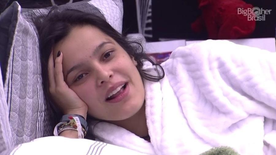 Emilly diz que já teve gravidez psicológica  - Reprodução/TV Globo