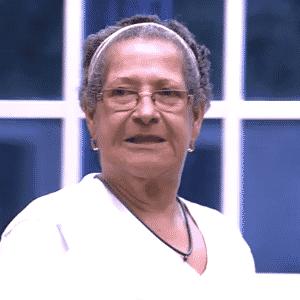 """9.mar.2016 - """"Ele estava contando que ela iria voltar"""", diz Geralda sobre Renan após a eliminação de Adélia do """"BBB16"""" - Reprodução/TV Globo"""