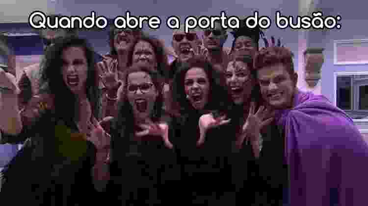 Diva BBBEmilly 2 - Reprodução/Globo e Arte/Diva Depressão - Reprodução/Globo e Arte/Diva Depressão