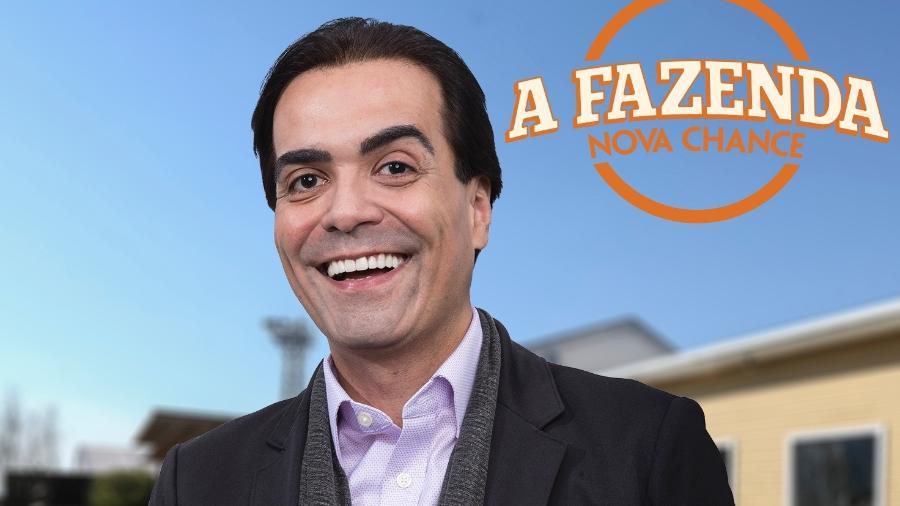 "Fábio Arruda, participante de ""A Fazenda 9"" - Antonio Chahestian/Record TV"