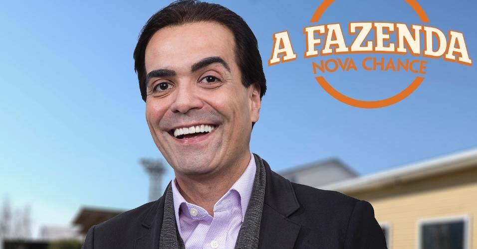 """Fábio Arruda, participante de """"A Fazenda 9"""""""
