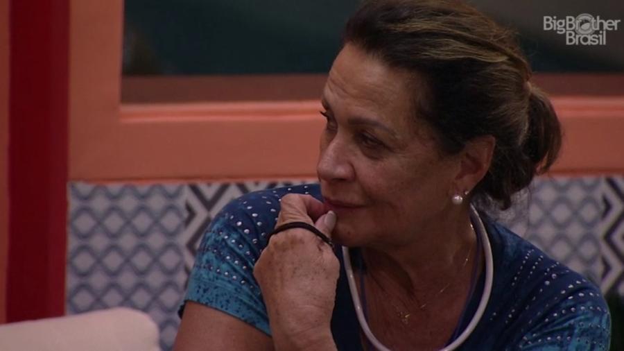 Ieda se impacienta com Elis - Reprodução/ TV Globo
