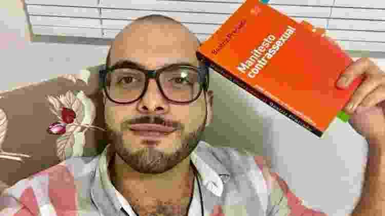 Mahmoud - Reprodução/Facebook - Reprodução/Facebook