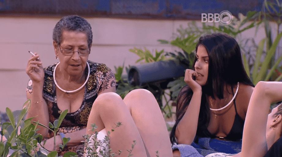 """3.fev.2016 - Ana Paula, Geralda e Ana Paula criticam Ronan no """"BBB16"""" - Reprodução/TV Globo"""